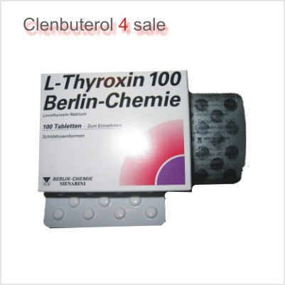 T4 L-Thyroxin 100 For Sale