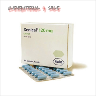Xenical Packaging 42 caps each cap 120mg